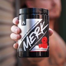 Stance Supplements® Launches MERK™ Pre-Workout Exclusively at NUTRISHOP®