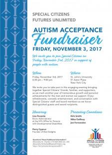 Autism Acceptance Fundraiser