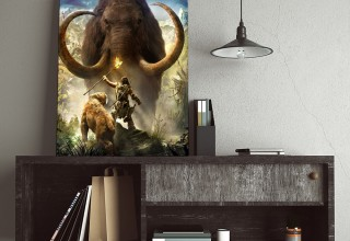 Far Cry Artwork - Far Cry Primal Woolly Mammoth