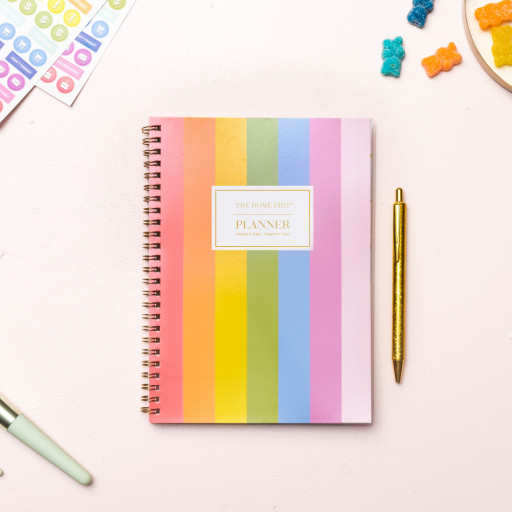 Day Designer and The Home Edit Partner on Colorful Collection of Planners and Organizing Essentials, Available at Retailers Nationwide