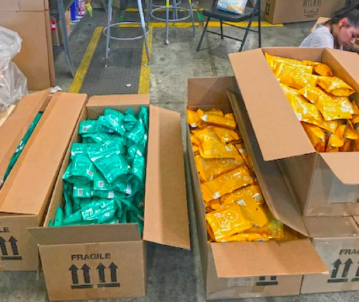 Products on the Go Distributing 1,000 Diaper Sets to Hurricane Harvey Victims; Begins Preparations for Irma