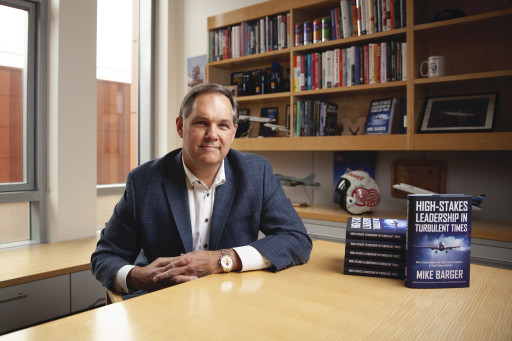 JetBlue Co-Founder Mike Barger Launches New Book: 'High-Stakes Leadership in Turbulent Times'