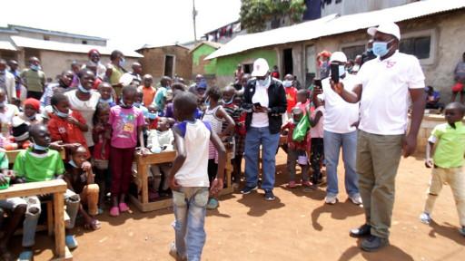 SchollyME Founder Extends Generosity to Kenyan Students