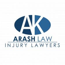 Arash Law Injury Lawyers