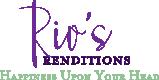 Rio's Renditions