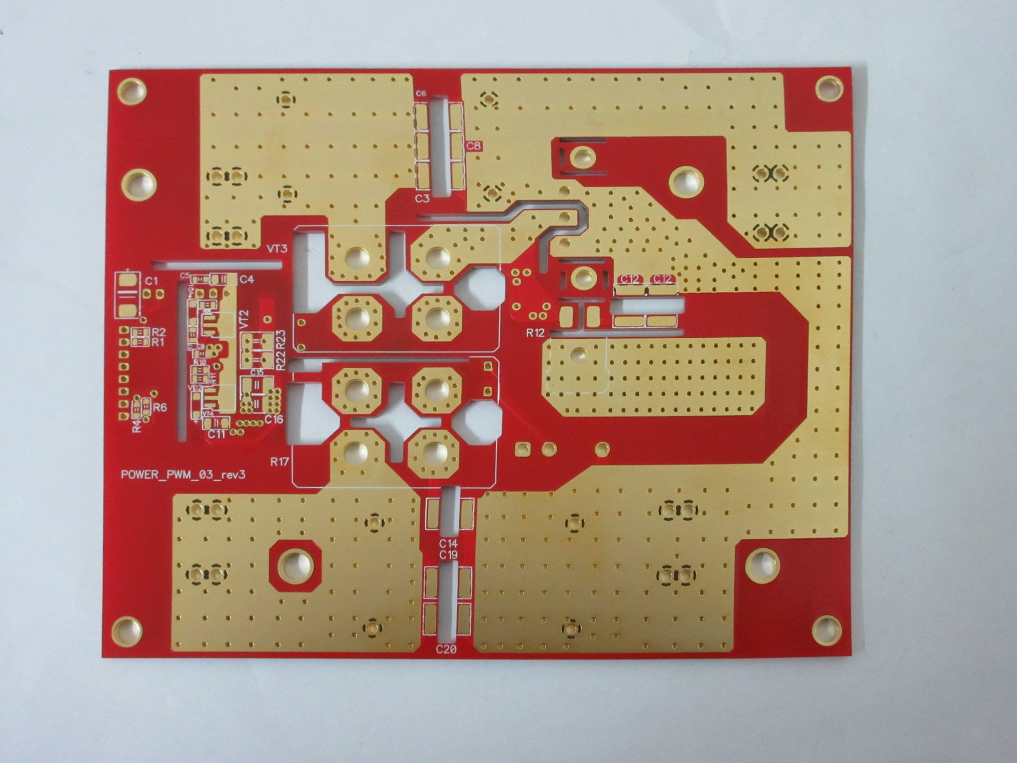 Flexible And Rigidflexible Printed Circuit Board