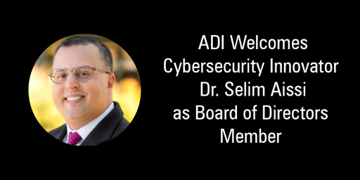 Dr. Selim Aissi, Cybersecurity Innovator, Returns to Applied Dynamics as Board of Directors Member