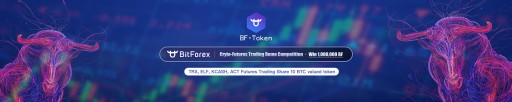 BitForex Digital-Asset Exchange Holds Crypto Futures Contract Trading Simulation Contest