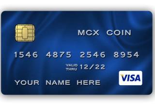 MCX Coin Card
