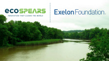 Exelon Foundation and ecoSPEARS Banner