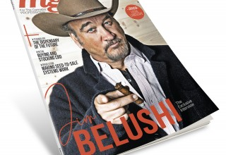 In an exclusive interview with mg Magazine (mgretailer.com), The Legendary Actor and Musician, Jim Belushi Explains the Motivation Behind Belushi's Farm