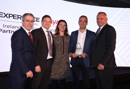 Capstone Awarded Contact Centre Partner of the Year 2019 at Experience Avaya Dublin