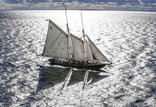 Bluenose II, a Legendary Racing Tall Ship, Will Visit Tall Ships Erie Festival