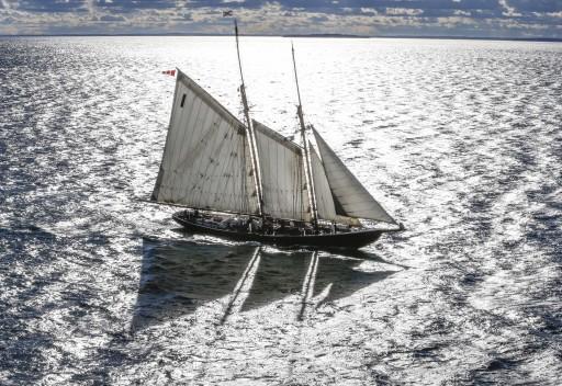 Bluenose II, a Legendary Racing Tall Ship, Will Visit Tall Ships Erie Festival