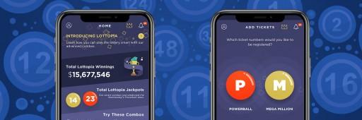 Brain Contents Announces Lottopia App Update