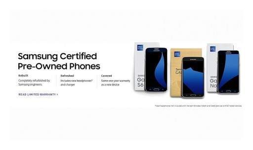 JemJem is All Set to Add Samsung Refurbished Products in the Store