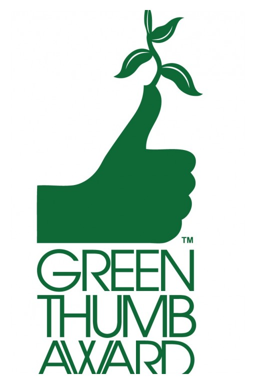 Entries Are Now Being Accepted for the 2020 Green Thumb Awards