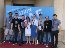 Exceptional Minds Animators at PSIAF Animation Festival