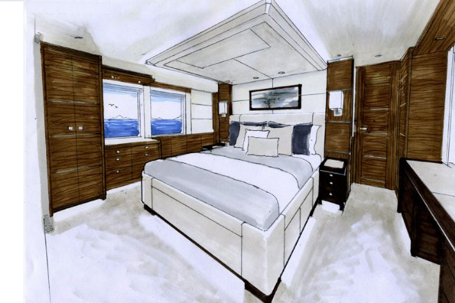 Adg lighting collaborates with ardeo design on yacht design