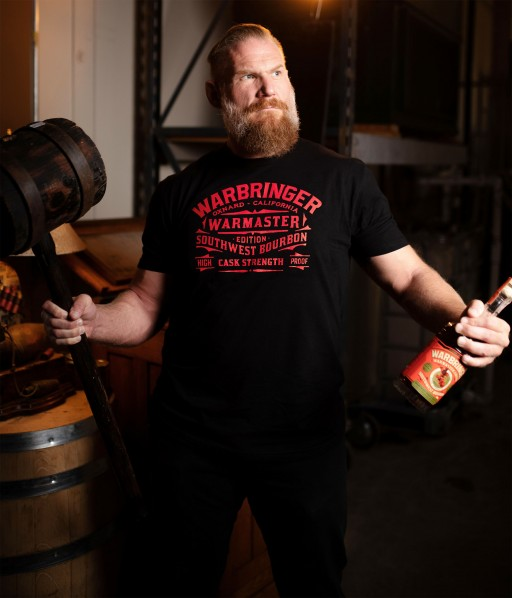 Sespe Creek Distillery Teams With MMA Icon Josh 'Warmaster' Barnett to Launch Mesquite Smoked, Cask Strength Bourbon