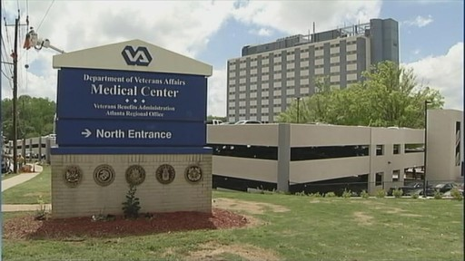 Navy Veteran Dies In The V.A. Medical Center In Decatur, GA
