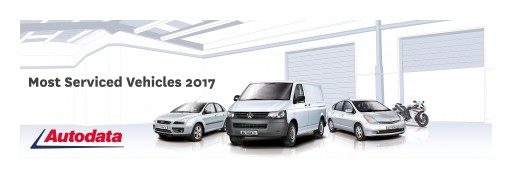 The Most Serviced Vehicles of 2017