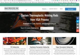 Websites Made Simple: VAProcessInc.com