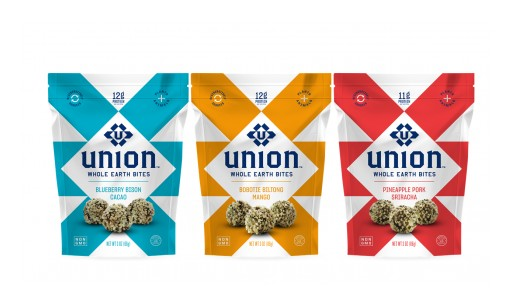 Born Wild Brands Lauches UNION™, a Revolutionary Whole Earth Snack Company