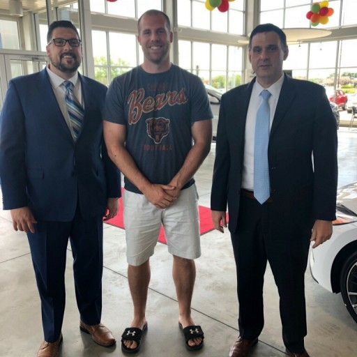 Ed Napleton Automotive Group Gives Car Away to Heroic Teacher From Noblesville Middle School Shooting