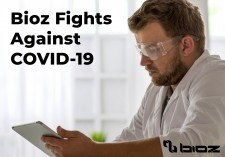 Bioz Fights Against COVID-19