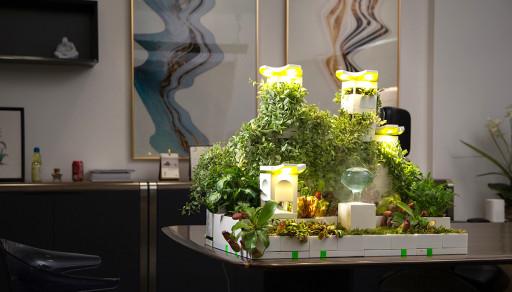 LeGrow Announces Launch of LeGrow 2: Innovative Modular Desktop Garden System