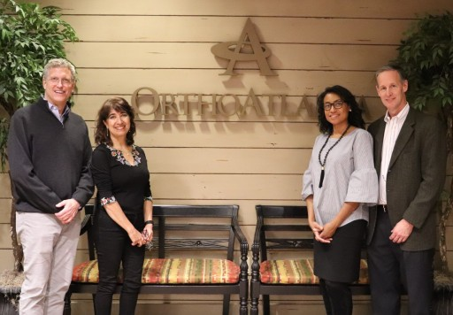 OrthoAtlanta Stockbridge Open House Welcomes New Physician, Minoo H. Hollis, M.D., Orthopedic Surgeon Specializing in Foot and Ankle and Orthopedic Trauma