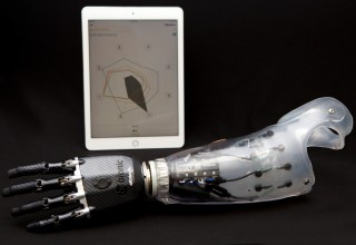 Myo Plus Pattern Recognition System with bebionic hand - by Ottobock