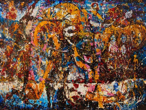 Davood Roostaei's Cryptorealism Described 'As a Kind of Magical Eclecticism' by Albert Boime