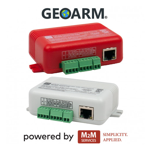 GeoArm and M2M Team Up With Low-Cost Alarm Monitoring to More Customers