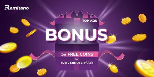 P2P Crypto Exchange Remitano Announces Top Ads Bonus Program