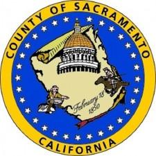 Sacramento County, California Seal