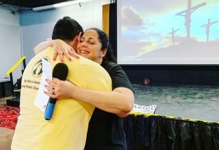Health the Earth and Miami Rescue staff