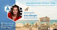 Global Fintech Thought Leader to speak at KoreSummit Miami 2019