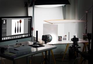 POW! Photography Studio Setup