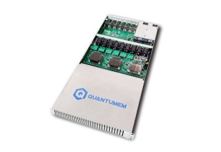 Quantumem's New EJBOF System