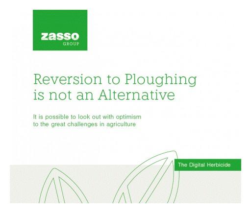 Zasso CEO Dirk Vandenhirtz: 'Reversion to Ploughing is Not an Alternative'