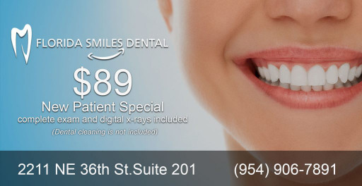 Florida Smiles Dental Is Open Now for All Dental Care Including Emergencies
