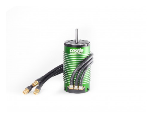 Castle Creations Inc. Releases High Performance BRUSHLESS SENSORED MOTORS to R/C Surface Markets