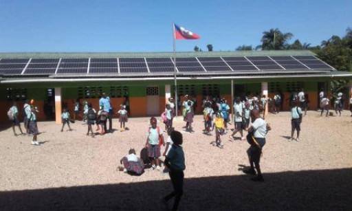 Brighten Haiti to Add Solar Energy to 109 Schools in Haiti