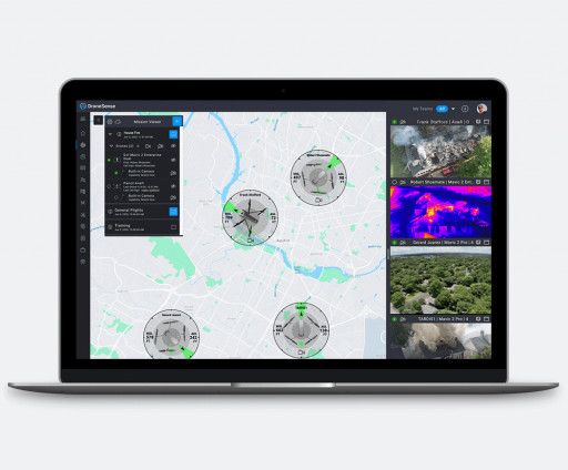 Texas Department of Public Safety Awards DroneSense SaaS Contract