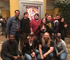 Exceptional Minds at Screening of 'Avengers: Infinity War'
