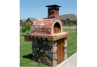 The Most Popular DIY Pizza Oven on Pinterest.com