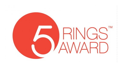 IntelliCentrics Announces 5 Rings Award Winners for 2017