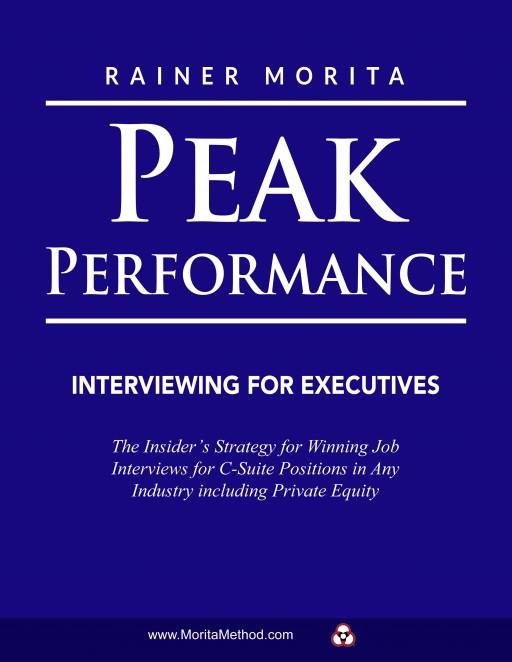 Hidden Job Market Expert Rainer Morita Releases Complementary Job Interview Book for Best Seller 'The Morita Method'